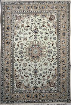 Isfahan Silk Persian Rug | Exclusive collection of rugs and tableau rugs - Treasure Gallery Isfahan Silk Persian Rug You pay: $3,400.00 Retail Price: $9,200.00 You Save: 63% ($5,800.00) Item#: 608 Category: Small(3x5-5x8) Persian Rugs Design:  Size: 242 x 158 (cm)      7' 11 x 5' 2 (ft) Origin: Persian, Isfahan Foundation: Silk Material: Wool & Silk Weave: 100% Hand Woven Age: Brand New KPSI: 600