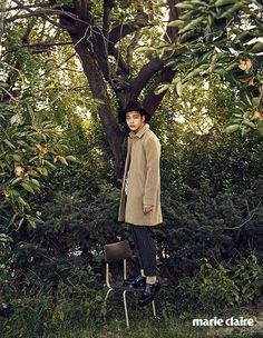 Yeo Jin Goo - Marie Claire Magazine November Issue '14