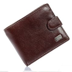Mens Brown Wallet //Price: $19.36 & FREE Shipping // #style #fashion #bagsdesigns