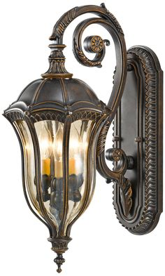 Feiss Three Light Outdoor Wall Sconce from the Baton Rouge Collection Walnut Outdoor Lighting Wall Sconces Outdoor Wall Sconces Outdoor Wall Lantern, Outdoor Wall Sconce, Outdoor Wall Lighting, Exterior Lighting, Wall Sconce Lighting, Outdoor Walls, Wall Sconces, Lighting Ideas, Outdoor Pavilion