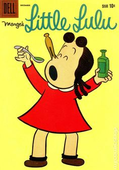 Little Lulu #150 - Published December 1960 by Dell/Gold Key.