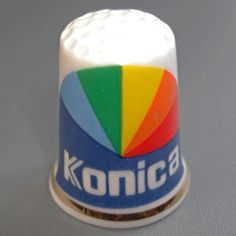 Advertising Thimble Konica