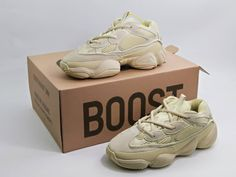 Best Sneakers Shoes Sale At Wholesale Price Adidas Boost Running Shoes, Yeezy Boost 500, Yeezy 500, Adidas Cheap, Adidas Men, Adidas Sneakers, Adidas Fashion, Yeezy Shoes, Best Sneakers