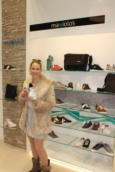 Checking out new ShoppingArena in Salzburg - Fashion and co