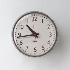 IBM wall clock (reproduction)