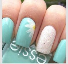 Cute spring/summer nails