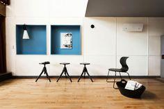 Konstantin Grcic's installation at Le Corbusier's Unité d'Habitation, Marseille