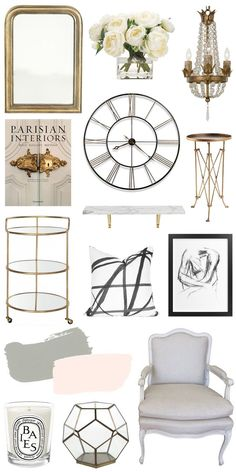 7 Décor Tips to Style Like a Parisian.
