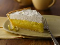 Tropical meets classic in this unique pineapple-lemon dessert. The crust is as simple as picking up a Pillsbury refrigerated crust, and the layers are done in just a few steps. Remember to chill each layer well so the pie sets up!