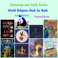 World religions for kids, parenting and faith :: PragmaticMom at All Done Monkey.