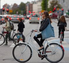 Copenhagen Bikehaven by Mellbin - Bike Cycle Bicycle - 2012 - 8455 by Franz-Michael S. Mellbin, via Flickr