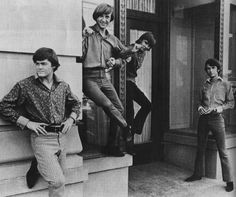 What are we doin hangin round?  The Monkees