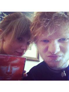 First Listen: Taylor Swift and Ed Sheeran's Duet!