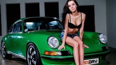 Just out here having good times! Sport bikes shouldn't be just for dudes – Auto Porsche 911 Classic, Porsche 911 Targa, Ferdinand Porsche, Porsche Models, Porsche Cars, Sexy Cars, Hot Cars, Porsche Collection, Classic Trucks