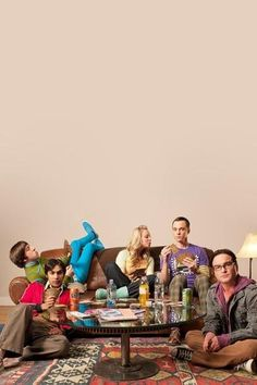 i love all them. i usually have one character on my favorite tvshow that i hate but on the big bang theory i love all the characters.