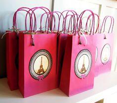 paris party bags