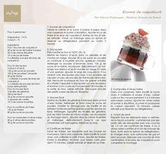 Lenôtre - Ecume de Coquelicot http://www.lenotre.com/