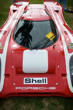 Classic Porsche - Porsche 917