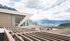 'Hotel Burgund' auf monovolume:architektur+design in Bozen, Italien