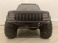Vanquish VS4-10 Jeep Brute, Monster Trucks, Rc Cars, Radio Control