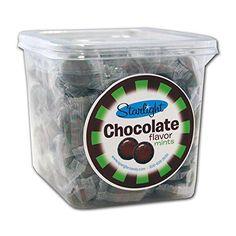 Starlight Chocolate Mints - http://bestchocolateshop.com/starlight-chocolate-mints/
