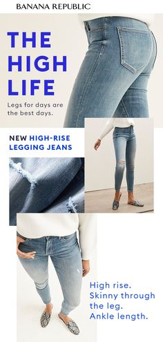 a vita media The Drop Venice Jeans skinny