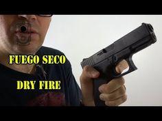Practica fuego seco con pistola
