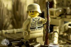 Brickmania - World War II German Heer Soldier (Tan), $13.00 (http://www.brickmania.com/world-war-ii-german-heer-soldier-tan/)