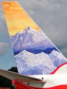 """Air-India Express VT-AXX """"Himalayas"""""""