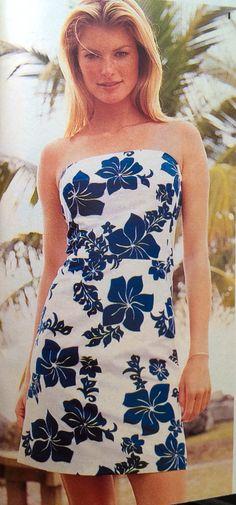Marisa Miller for Victoria's Secret (old catalog picture)