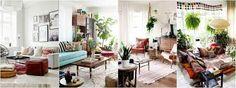 Boho Chic Home Decor Ideas and Tips | www.delightfull.eu/blog | #lightingdesign #midcentury #bohochic