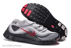 http://www.getadidas.com/nike-mens-running-shoes-free-flyknit-30-grey-black-red-for-sale.html NIKE MEN'S RUNNING SHOES FREE FLYKNIT 3.0 GREY BLACK RED FOR SALE Only $69.00 , Free Shipping!