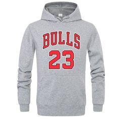 4c9aa803d10a Bulls 23 Hoodies Men Women Long Sleeve Hoodie Sweatshirt Mens Casual Hoody   Mr1991INCMissGO