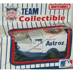 Houston Astros 1990 Matchbox/White Rose MLB Diecast Ford Model A Truck by MLB  $17.79