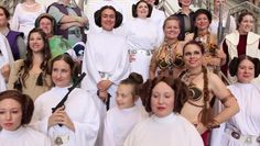 These Fan Costumes From Star Wars Celebration Will Blow Your Mind (VIDEO) #Entertainment #News