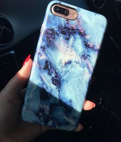 Missing our sunny sky ☀️☔️ Marble Case in Geode for iPhone 7 & iPhone 7 Plus from Elemental Cases elementalcases.com