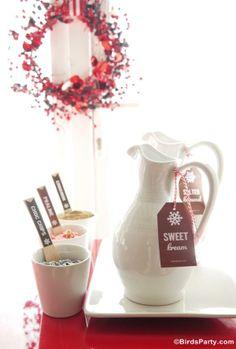 Quick & Easy Hot Cocoa Bar