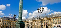 The Place Vendôme in Paris is a square in the 1st arrondissement of Paris, France, located to the north of the Tuileries Gardens and east of the Église de la Madeleine.