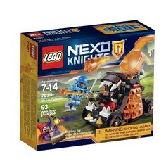 New Best Gift Ever LEGO NexoKnights Chaos Catapult 70311 Fast 2 Days Shipping  #LEGO