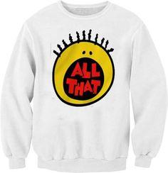 all that Unisex Sweatshirts