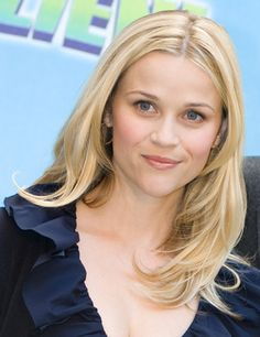 The Best Hairstyles for Heart-Shaped Faces: Reese Witherspoon Has a Heart-Shaped Face