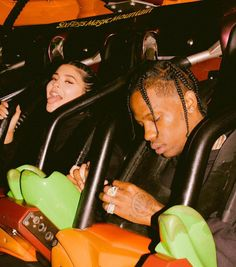Kylie Jenner Closes Down Six Flags for Boyfriend Travis Scott's Birthday Bedroom Wall Collage, Photo Wall Collage, Bad Girl Aesthetic, Aesthetic Vintage, Urban Aesthetic, Travis Scott Kylie Jenner, Travis Scott Wallpapers, Mode Poster, Rap Wallpaper