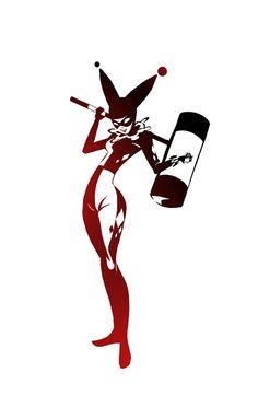 @InternetCon presents Harley Quinn Fan Art