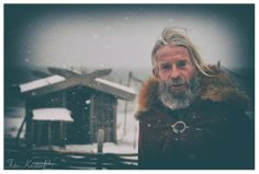 Nordic winter by Krister P.  (awesome Viking photography)