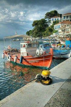 Isla griega de Skiathos