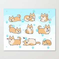 i-love-corgis-nqw-canvas.jpg 700×700 pixels