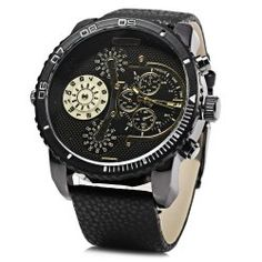 SHARE & Get it FREE | JUBAOLI 1098 Decorative Sub-dial Date Function Water Resistance Male Quartz WatchFor Fashion Lovers only:80,000+ Items • New Arrivals Daily • Affordable Casual to Chic for Every Occasion Join Sammydress: Get YOUR $50 NOW!