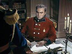 Napoléon, by Sacha Guitry 1955.Orson Welles (Sir Hudson Lowe).