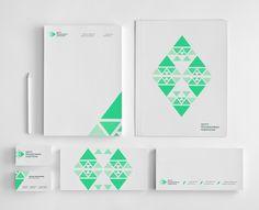 Geometric Brand Design