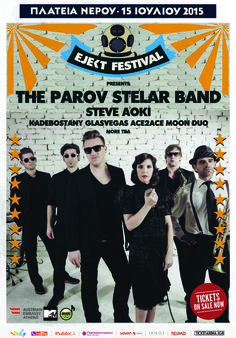 The Parov Stelar Band at Ejekt Festival (2015)